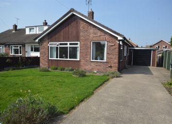 Thumbnail 3 bed detached bungalow for sale in Paddock Close, Calverton, Nottingham