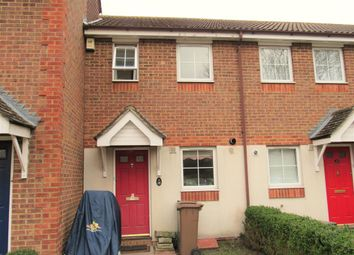 Thumbnail 2 bed terraced house for sale in Eindhoven Close, Carshalton, Surrey