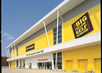 Thumbnail Warehouse to let in Big Yellow Self Storage Merton, 61 Morden Road, Merton, London
