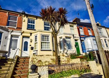 Thumbnail 3 bed terraced house for sale in Harold Road, Hastings, East Sussex