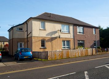 Thumbnail 2 bed flat for sale in Carmuirs Avenue, Camelon