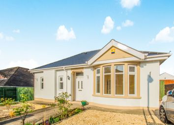 Thumbnail 4 bed detached bungalow for sale in Manor Rise, Whitchurch, Cardiff