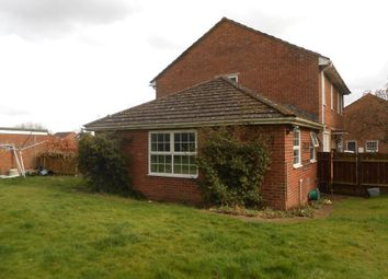 Thumbnail 1 bedroom flat to rent in Lanesfield Park, Evesham, Worcestershire