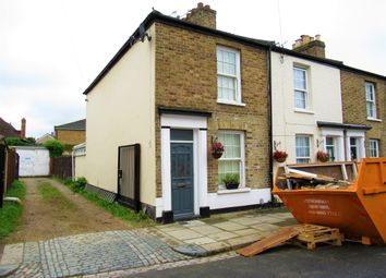 Thumbnail 2 bed end terrace house to rent in Primrose Avenue, Enfield