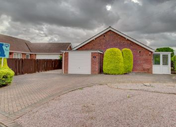 Thumbnail 3 bed bungalow for sale in Field Close, Gosberton, Spalding