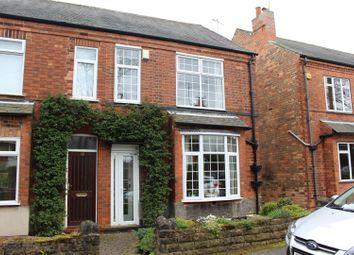 Thumbnail 3 bed semi-detached house for sale in Grafton Avenue, Woodthorpe, Nottingham