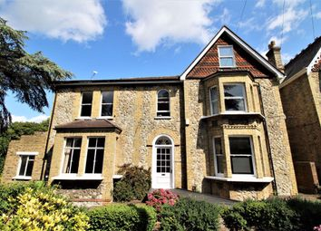 Thumbnail 2 bed flat to rent in Mount Harry Road, Sevenoaks