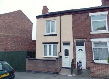 Thumbnail 2 bed end terrace house to rent in Norman Street, Ilkeston