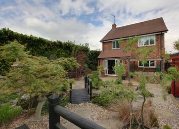 Thumbnail 4 bedroom detached house for sale in Westwood Mews, Takeley, Bishop's Stortford