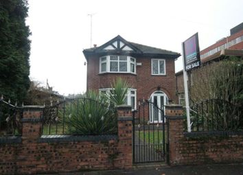 Thumbnail 4 bed detached house for sale in Sibson Road, Sale