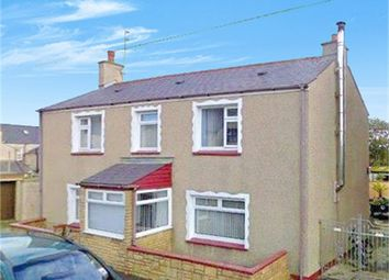 Thumbnail 3 bedroom detached house for sale in Maeshyfryd Road, Holyhead, Anglesey