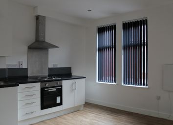 Thumbnail 1 bed flat to rent in Brandon Street, Belgrave, Leicester