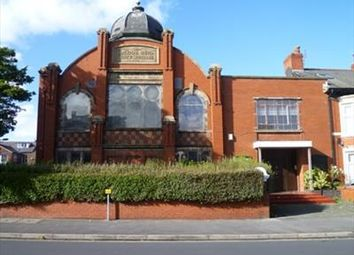 Thumbnail Commercial property for sale in Blackpool Synagogue, (Whole Building), Leamington Road, Blackpool