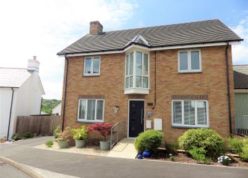 Thumbnail 3 bed link-detached house for sale in Molesworth Way, Holsworthy