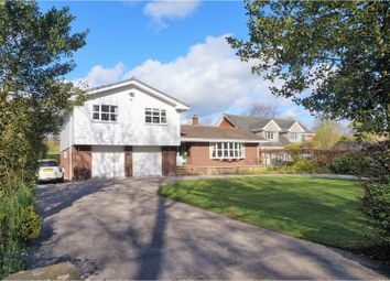 Thumbnail 4 bed detached house for sale in Elmers Green, Skelmersdale