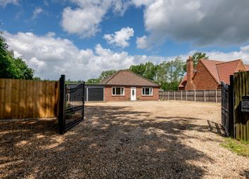 Thumbnail Detached bungalow for sale in Holt Road, Wood Norton, Dereham