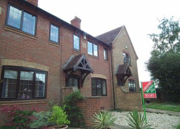 Thumbnail 2 bed property to rent in Lunchfield Lane, Moulton, Northampton