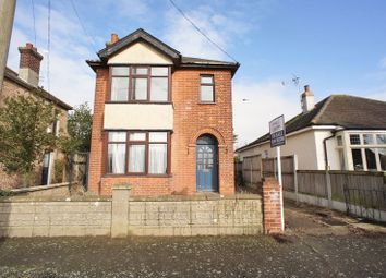 Thumbnail 3 bed detached house for sale in George Avenue, Brightlingsea, Colchester