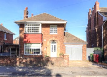 Thumbnail 3 bed detached house for sale in Queensway, Scunthorpe, North Lincolnshire