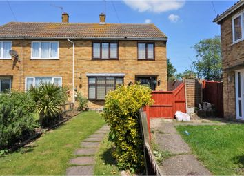 Thumbnail 3 bed semi-detached house for sale in Ferry View, Queenborough