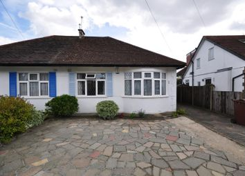Thumbnail 2 bed bungalow to rent in Randon Close, North Harrow, Middlesex