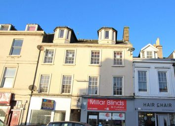 Thumbnail 2 bed flat for sale in High Street, Lanark