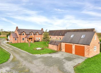 Thumbnail 4 bed detached house for sale in Gratwich, Uttoxeter, Staffordshire