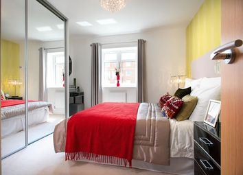 Thumbnail 1 bed flat for sale in Queensgate, Farnborough, Hampshire