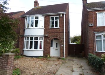 Thumbnail 3 bedroom detached house for sale in Fane Road, Peterborough