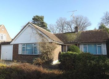 Thumbnail 3 bed bungalow for sale in Trundle Mead, Horsham, West Sussex