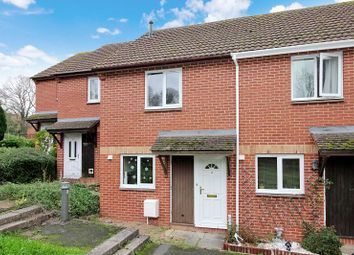 Thumbnail 2 bed terraced house for sale in Meadowbrook Close, Exeter