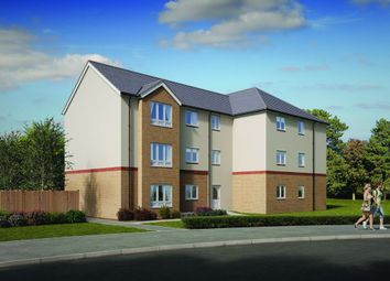 Thumbnail 2 bedroom flat for sale in Plot 217 Fairfield, The Boulevard At Cowglen, Shawlands