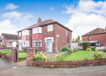 Thumbnail 3 bed semi-detached house for sale in Silverdale Road, Warrington