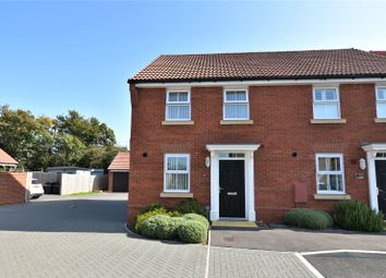 Thumbnail 2 bed semi-detached house for sale in Dragonfly Close, Frome, Somerset