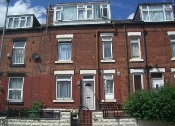 Thumbnail 3 bed terraced house to rent in Strathmore Avenue, Leeds