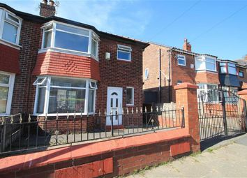 Thumbnail 3 bed semi-detached house for sale in Burnside Avenue, Salford