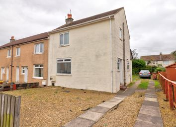 Thumbnail 3 bed end terrace house for sale in Mossend Avenue, Kilbirnie