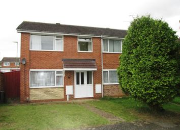 Thumbnail 3 bedroom end terrace house to rent in Cranbourne Park, Hedge End, Southampton