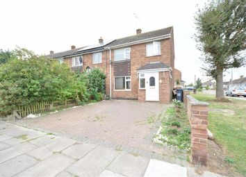 3 bed end terrace house for sale in Jesmond Road, North Grays, Essex RM16