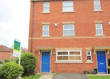 Thumbnail 4 bedroom town house to rent in Kings Lynn Drive, Cressington, Liverpool