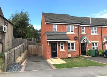 Thumbnail 3 bed end terrace house for sale in Orchard Cottages, Nottingham Road, Belper