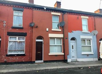 Thumbnail 1 bed terraced house for sale in Holmes Street, Liverpool