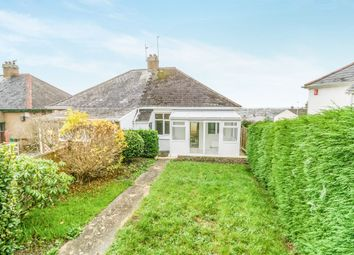Thumbnail 2 bed detached bungalow for sale in Ivanhoe Road, St Budeaux, Plymouth