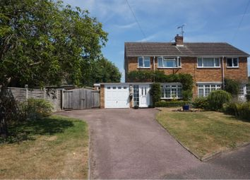 Thumbnail 3 bed semi-detached house for sale in Guild Road, Aston Cantlow