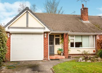 Thumbnail 1 bed bungalow to rent in St. Oswalds Crescent, Brereton, Sandbach