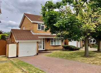 Thumbnail 3 bed detached house to rent in Rumsey Drive, Leicester