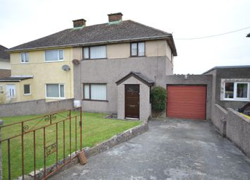 Thumbnail 3 bed semi-detached house for sale in St. Issells Avenue, Merlins Bridge, Haverfordwest