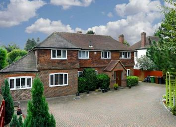 Thumbnail 6 bed detached house to rent in Epsom Road, Ewell, Epsom