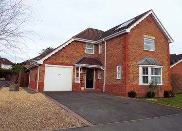 Thumbnail 4 bed detached house for sale in Solent Place, Evesham