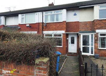 Thumbnail 2 bed terraced house to rent in 89 Manor Road, Hull